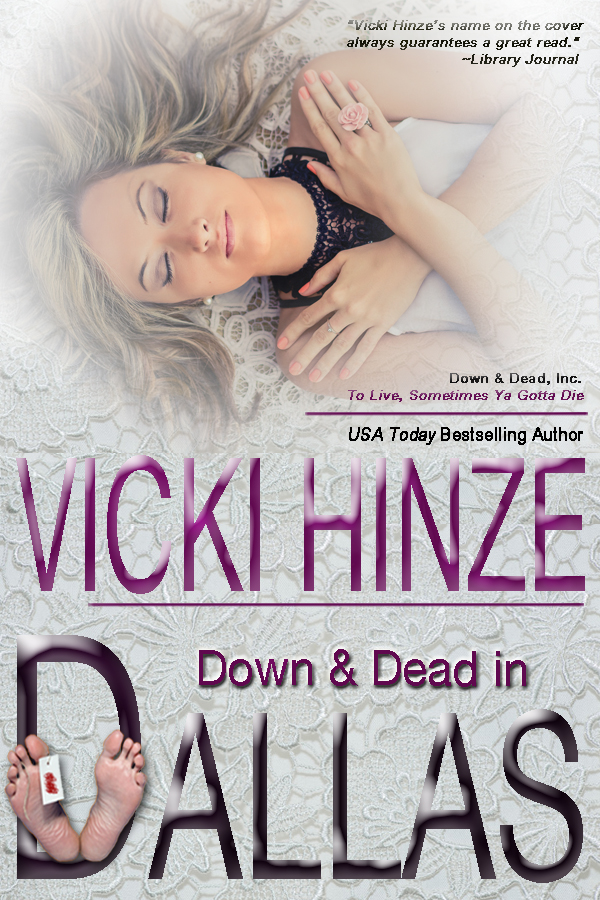 Vicki Hinze, The Marked Star, Shadow Watchers series