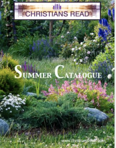 2016 Summer Catalogue, Christians Read Authors, Books